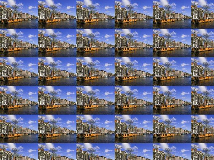 Vinylová Tapeta Dům lodě - Evropská města