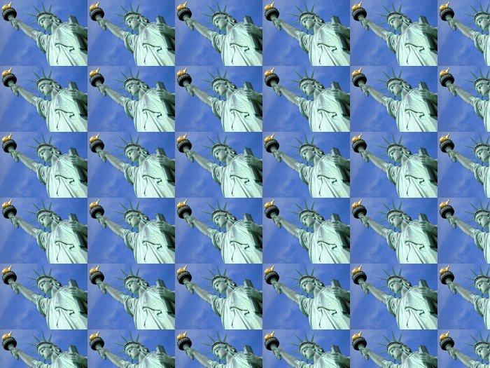 Vinylová Tapeta Socha svobody v New Yorku - Americká města