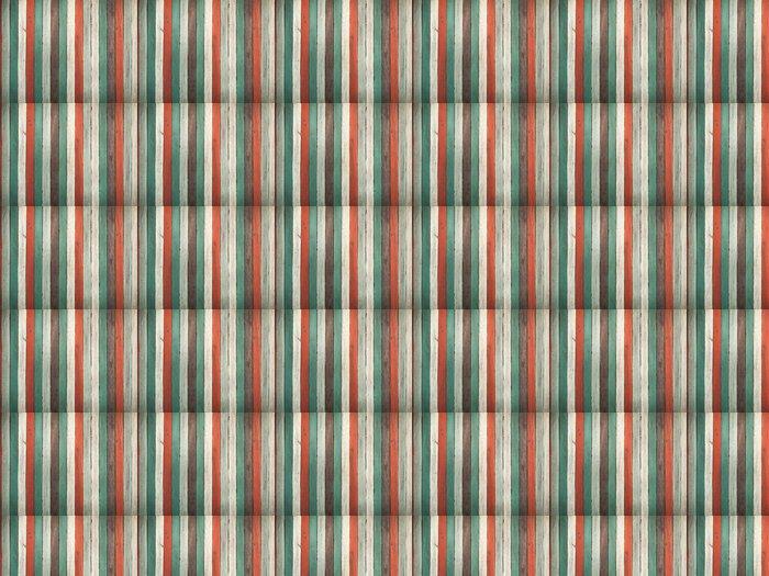 Vinylová Tapeta Starý barevný nátěr na dřevo wal - Témata