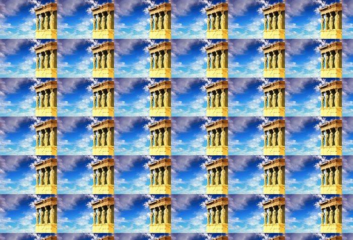 Vinylová Tapeta Caryatids, Erechtheion chrám Acropolis - Styly