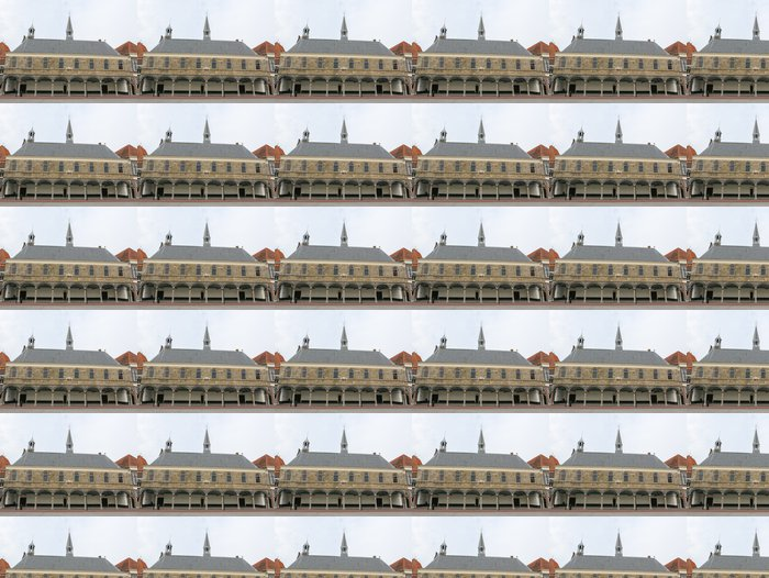 Vinylová Tapeta Slavná budova na Havenplein, Zierikzee, Zeeland - Evropa