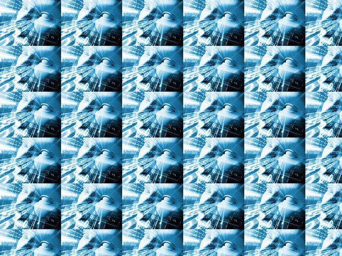 Vinylová Tapeta Technologie koncepce - Značky a symboly