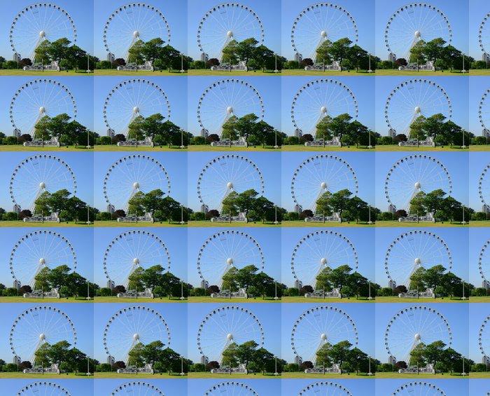 Vinylová Tapeta The Big kolo, Plymouth Hoe, Devon, Velká Británie - Evropa