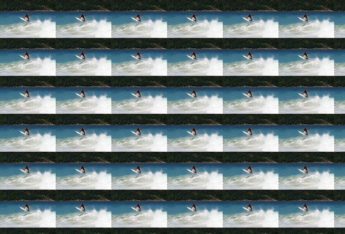 Vinylová Tapeta Surfování - Vodní sporty