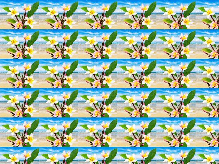 Vinylová Tapeta Leelawadee květiny na léto - Voda