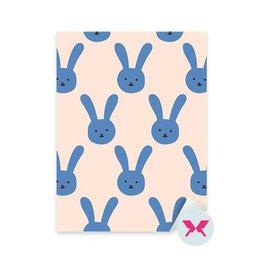 Adesivo per i più piccoli - Conigli