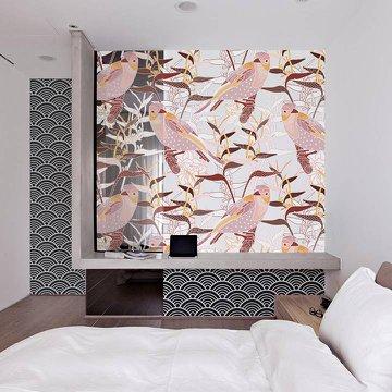 Fototapeta i naklejka do sypialni - Styl japoński