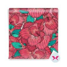 Fotomural - Modelo floral del ornamento