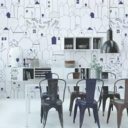 Fototapeta a nálepky do kuchyně - Jemné vzory