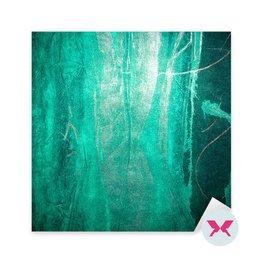 Naklejka - Kale Green