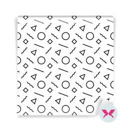 Tapeta - Geometryczny wzór
