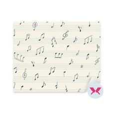 Naklejka - Muzyka