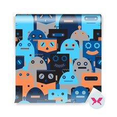 Fototapeta dla ucznia - Roboty