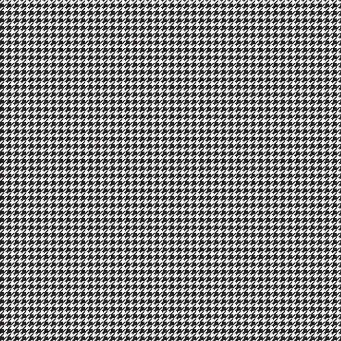Vinylová Tapeta Houndstooth bezešvé vzor - Pozadí