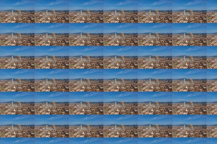 Vinylová Tapeta Florence Duomo Santa Maria del Fiore - Evropa
