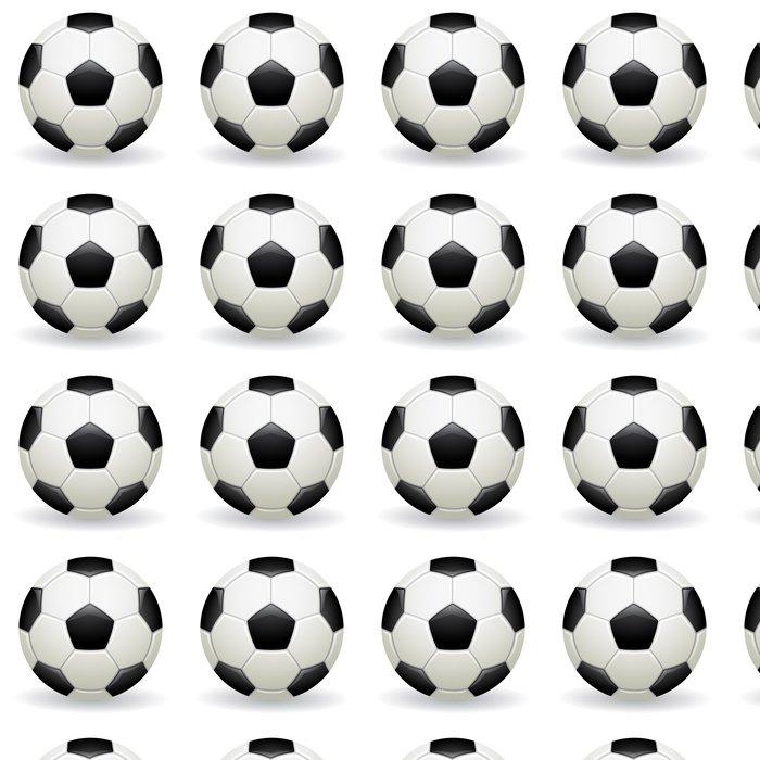 Vinylová Tapeta Soccer ball - Týmové sporty