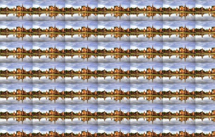 Vinylová Tapeta Sukhothai Historický park v Thajsku iland. - Témata