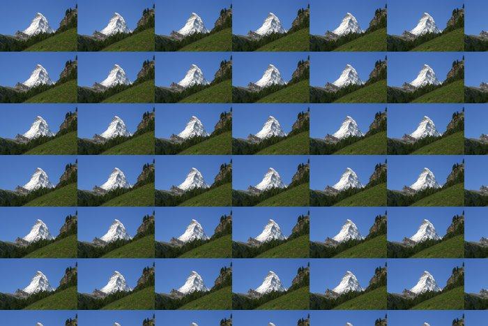 Vinylová Tapeta Matterhorn - Hory