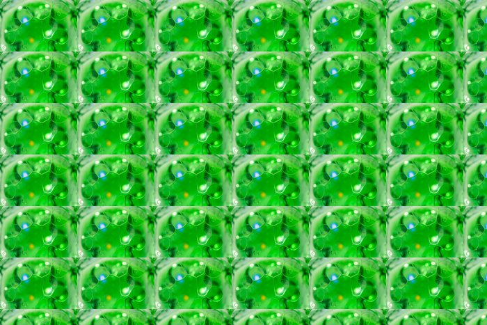 Vinylová Tapeta Barevné bubliny na vodní hladiny: globule - Pozadí