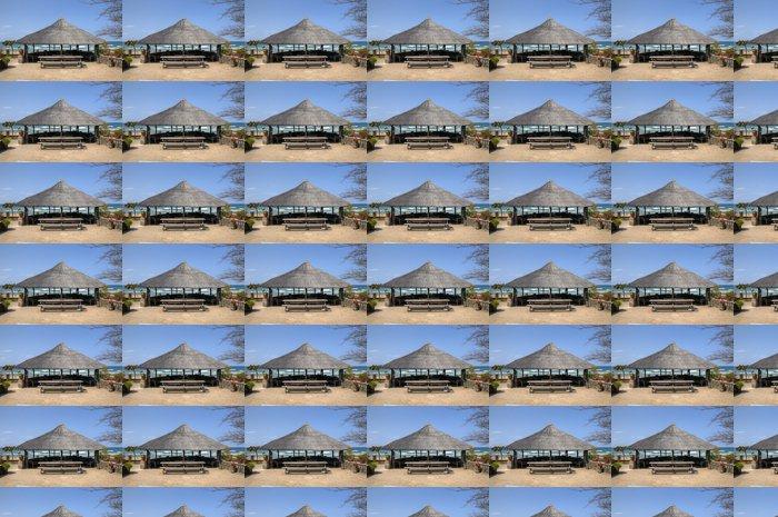 Vinylová Tapeta Zobrazení Beach - Jezero Malawi / Afrika - Afrika