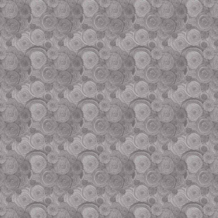 Vinylová Tapeta Bezešvé dot spirály. Výstřední kruhový pohyb mozaika, NOIS - Grafika