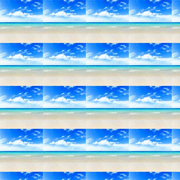 Vinylová Tapeta Tropical Beach - iStaging