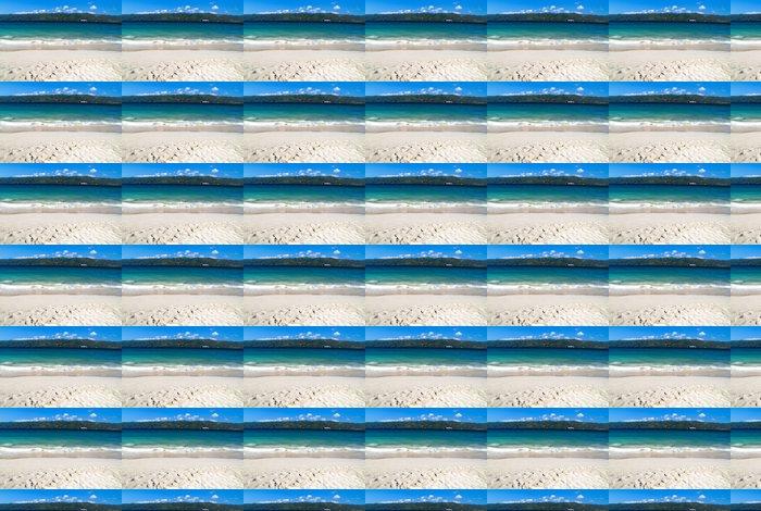 Vinylová Tapeta Pláž moře - Voda