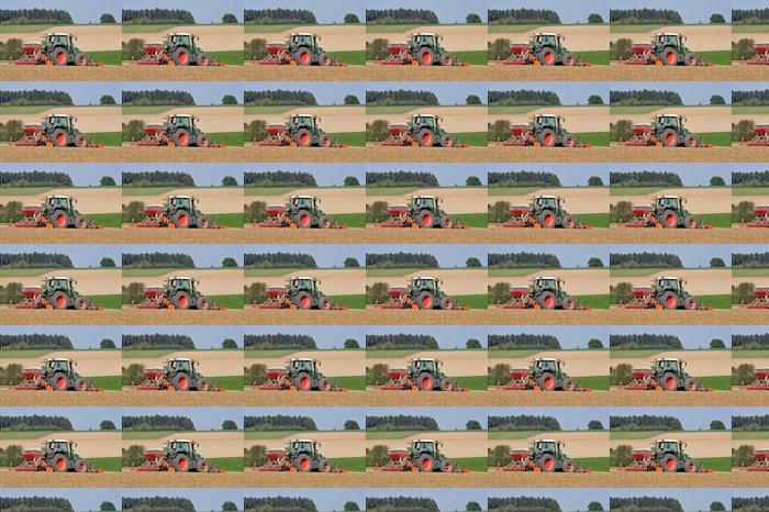 Vinylová Tapeta Cereálie - Zemědělství