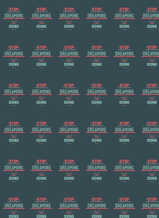 Vinylová Tapeta Nejlepší způsob, jak předpovědět budoucnost, je ji pozvat. Inspirationa - Grafika