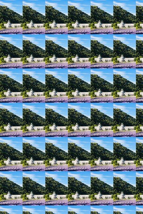 Vinylová Tapeta Senanque opatství s levandulí pole, Provence, France - Evropa