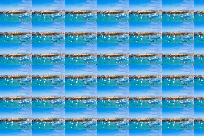 Vinylová Tapeta Francie, žuly pobřeží - Voda
