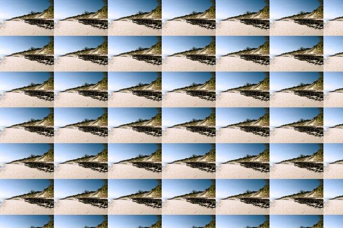 Vinylová Tapeta Dune pláž - Afrika