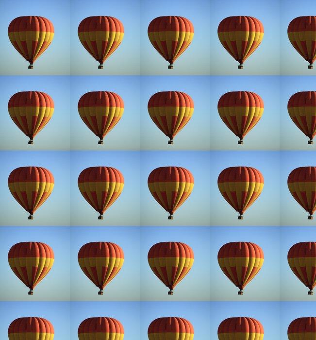 Vinylová Tapeta Balón safari - Vzduch