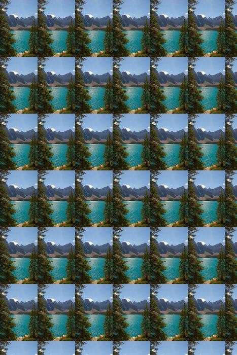 Vinylová Tapeta Moraine Lake View - Témata