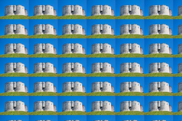 Vinylová Tapeta Clifford věž v Yorku, město v Anglii - Evropa