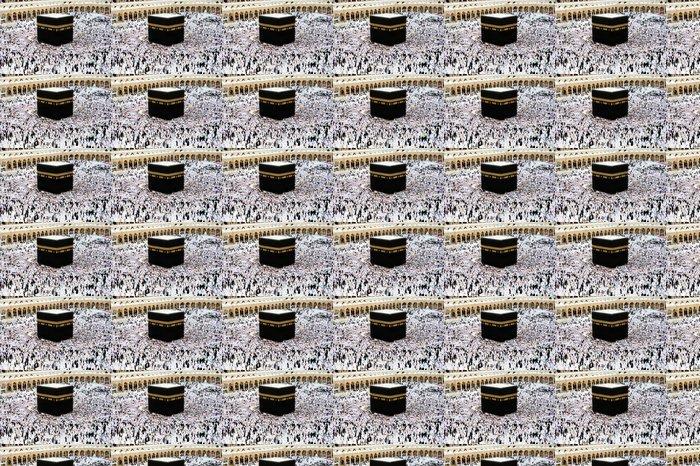 Vinylová Tapeta Mekce Kaaba Hajj muslimové - Náboženství