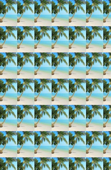 Vinyltapet Palm - Helgdagar