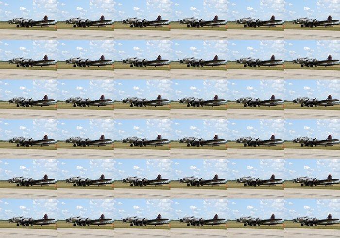 Vinylová Tapeta Druhá světová válka éra létající pevnost bombardér - Vzduch