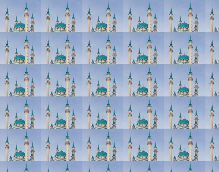 Vinylová Tapeta Qolsharif Mešita v Kremlu ve městě Kazaň - Témata