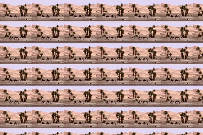 Vinylová Tapeta Maroko, Erg Chebbi, jít kolem .... - Témata