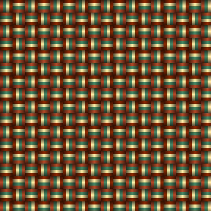 Vinylová Tapeta Prokládané Stuhy bezešvé vzor - Pozadí