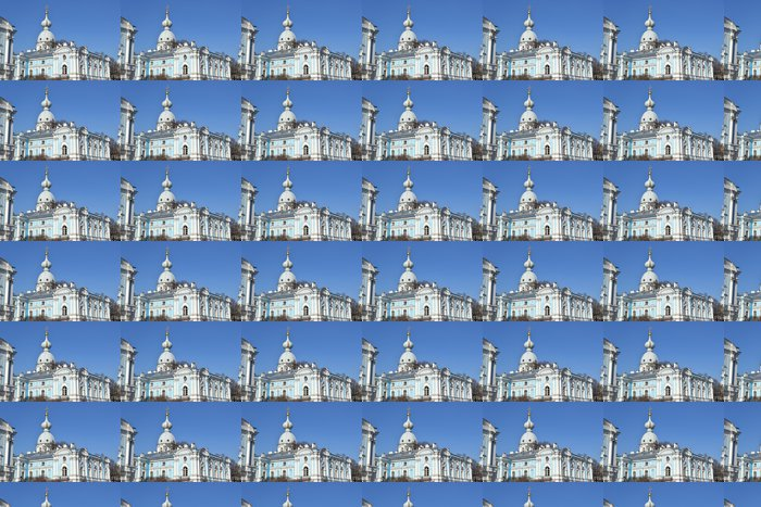 Vinylová Tapeta Smolny katedrála - Asie