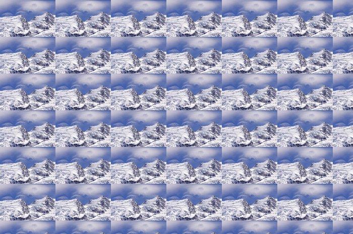Vinylová Tapeta Mont Blanc - Prázdniny