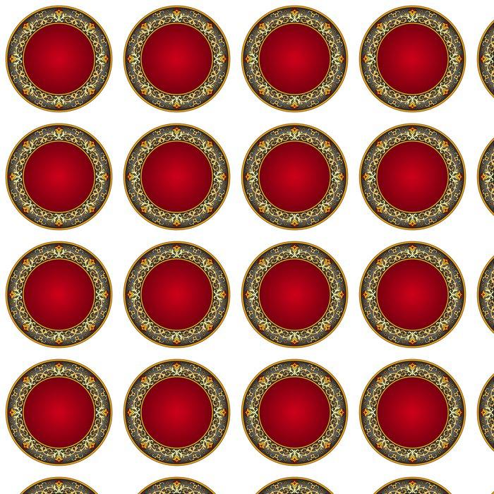 Vinylová Tapeta Východní ornament vector - Značky a symboly