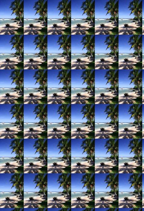 Vinylová Tapeta Stín na pláži - Amerika