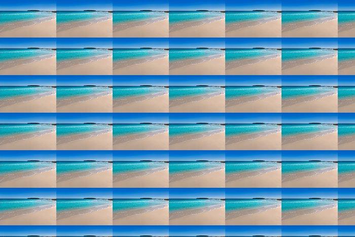 Vinylová Tapeta Menorca Platja de Binigaus pláž Mediterranean ráj - Evropa