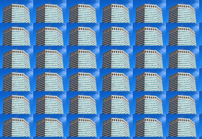 Vinylová Tapeta Moderní věže v Janov Itálie - Evropa
