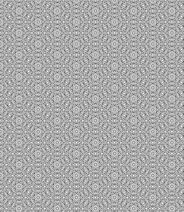 Vinylová Tapeta Abstraktní černé a bílé geometrické bezešvé vzor, vektor - Pozadí
