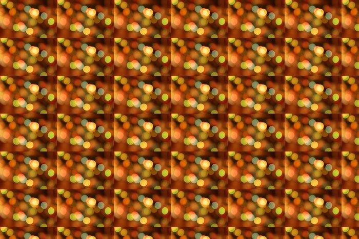 Vinylová Tapeta Slavnostní vícebarevné pozadí s bokeh efekt - Pozadí