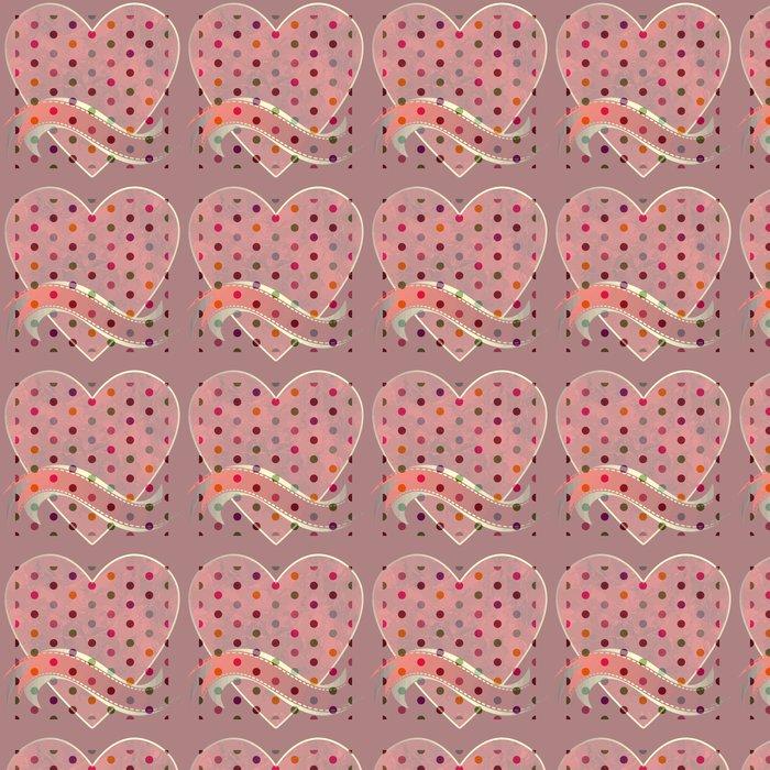 Vinylová Tapeta Bezešvé vzorované textury - Zdraví a medicína